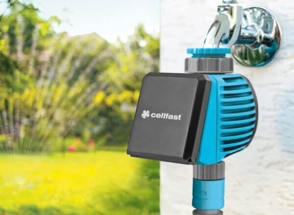 Thiết bị hẹn giờ tưới tự động Cellfast Ideal Line Plus