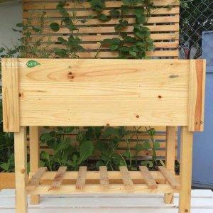 Kệ gỗ trồng rau chân đứng size lớn GG83332770