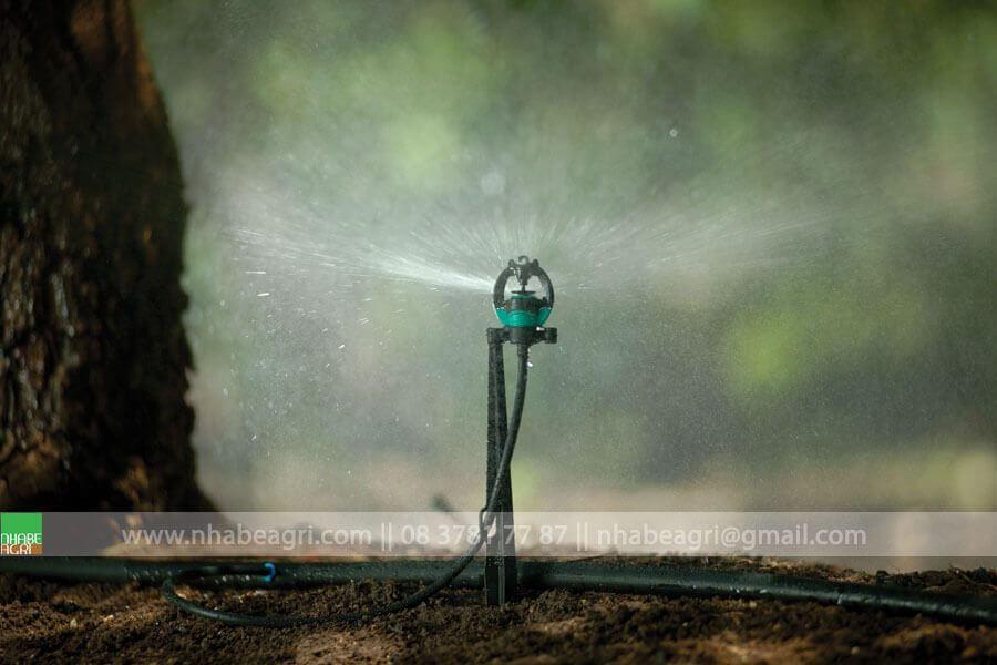 Béc tưới phun mưa cục bộ S2000