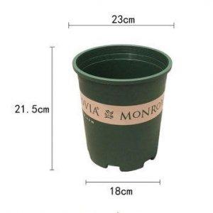Chậu nhựa trồng cây Monrovia size 3