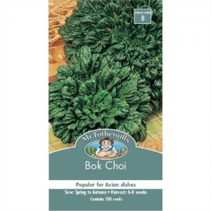 Hạt giống Cải thìa Hoa hồng - Bok Choy (MSP 6891) 1