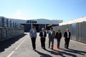 AZUD - Thương hiệu thiết bị tưới hàng đầu Tây Ban Nha.