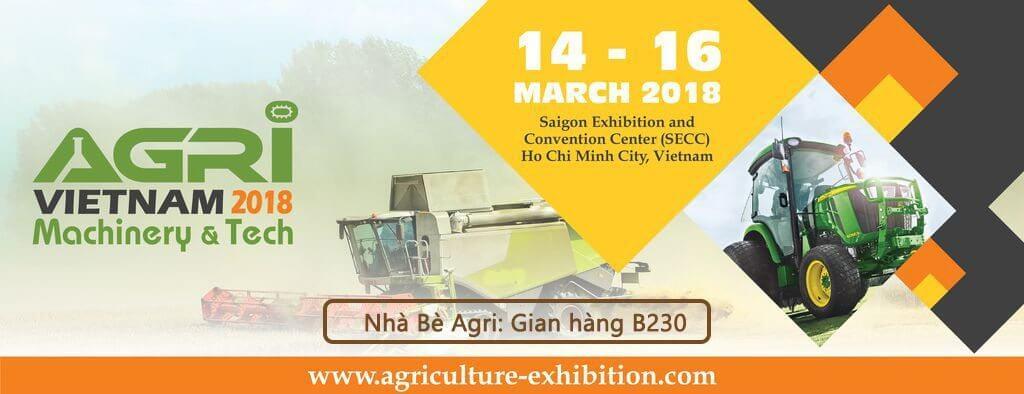 Nha-Be-Agri-tham-gia-Triển-lãm-Quốc-tế-về-Máy,-Thiết-bị-và-Kỹ-thuật-nông-nghiệp-tại-Việt-Nam