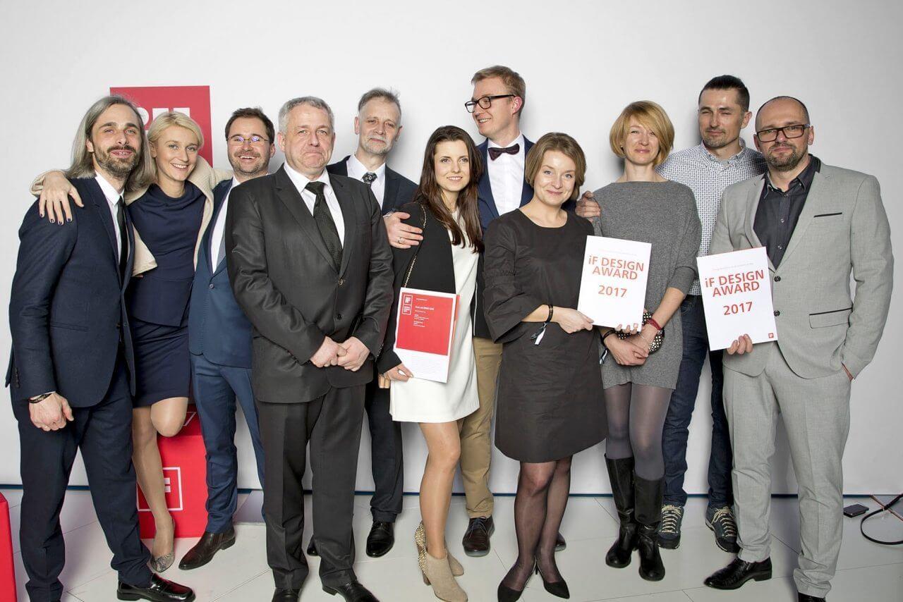 Giải thưởng iF Design Award 2017 của tập đoàn Cellfast