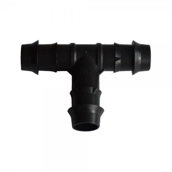 Tê nối ống Azud 16 và 20mm.
