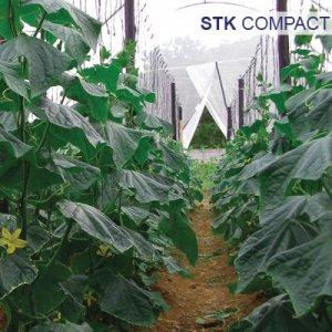Mô hình bộ kít nhà kính tự lắp ráp Solarig Tunnel Kit Model STK Compact