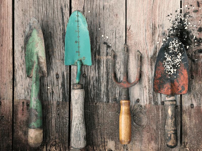 Dụng cụ làm vườn chất lượng