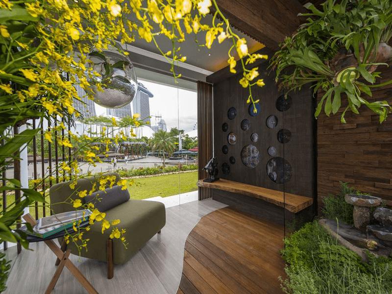 7 Nguyên tắc cho khu vườn nhỏ