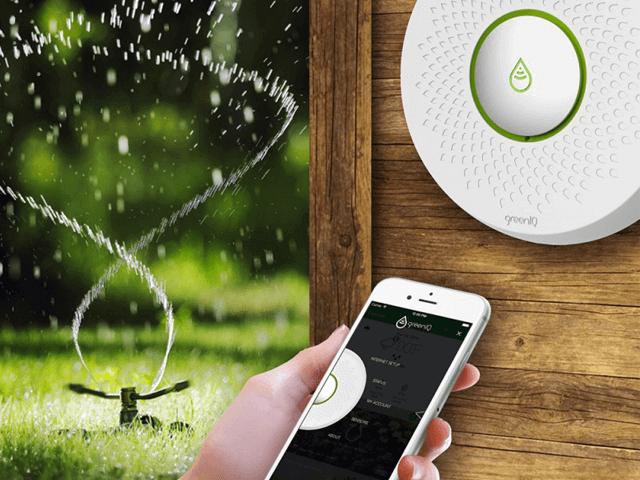 Hệ thống tưới tự động greenIQ
